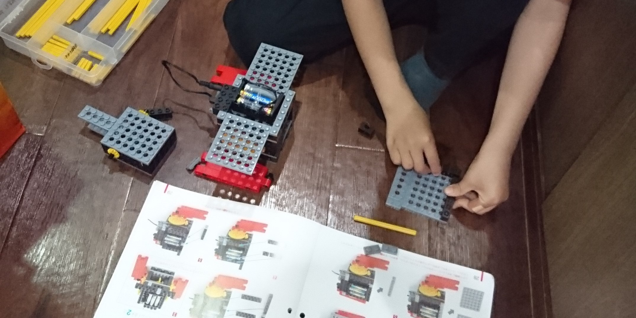 ロボット教室効果3