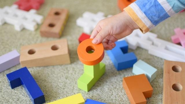 1歳知育玩具パズル