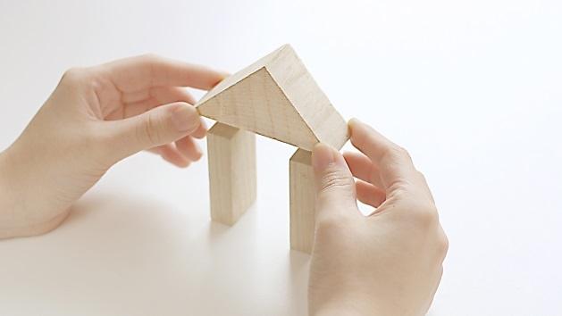 1歳知育玩具積み木